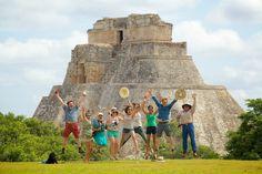 ✓ Bucket List #108: Mundo Maya Exploring!