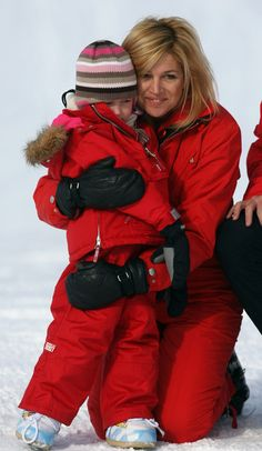 Princess Maxima Photo - Dutch Royal Family Annual Winter Photocall