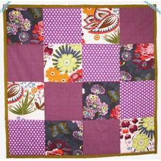 Clippings Patch Quilt