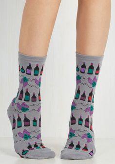 Vine to Five Socks, @ModCloth