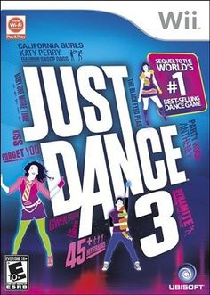 DK Oldies - Just Dance 3 - Wii Game, $6.99 (http://www.dkoldies.com/just-dance-3-wii-game/)