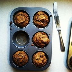 little things are big: Vegan Recipe: Vegan Pumpkin Chocolate Chip Muffins...