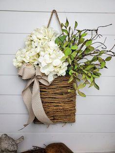 View All Products – FarmHouse Florals Front Door Decor, Wreaths For Front Door, Door Wreaths, Summer Deco, Deco Nature, Deco Boheme, Spring Door, Deco Floral, Diy Wreath