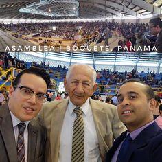 De asamblea en #Boquete #Panamá
