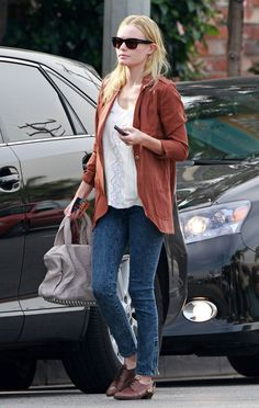 Kate Bosworth on the Street