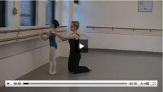Darla Hoover Teaches Arabesque - Darla Hoover, associate artistic director of Ballet Academy East and coordinator of the school's graded-level ballet syllabus, demonstrates how she teaches an arabesque to three students at different levels. Level 2: Chloe Harper; Level 4: Cassidy McAndrew; Level 7: Hannah Marshall. Look in Dance Teacher's April 2010 issue to read more about Hoover's syllabus and methods to teach arabesque, or visit www.dance-teacher.com