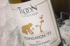 2011 Troon Vineyards Vermentino - this wine hails from the Applegate Valley in Southern Oregon. Vermentino is a grape best known in Italy, and Troon's version is lively and snappy. A great wine to wake up your palate, pairs well with fresh seafood!