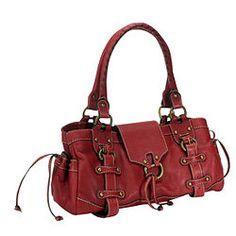 cute red bag