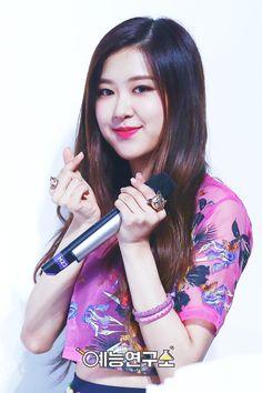 Kpop heart, Rosé