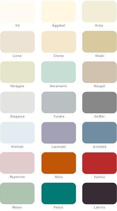 färg äggskal - Sök på Google House Exterior Color Schemes, Exterior Colors, Paint Color Swatches, Paint Colors, Colour Pallette, Baby Boy Rooms, Mid Century House, Cottage Homes, Eyeshadow