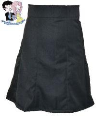 Saia Vintage Colegial Black Surpreenda Store.  #retro #saia #colegial #school #black