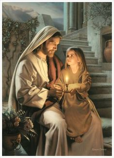 Simon Dewey, Let your light to shine. #life_style #spiritual_life #life Image Du Christ, Image Jesus, Lds Pictures, Pictures Of Jesus Christ, Temple Pictures, Jesus Pictures With Quotes, Religion, Lds Art, Saint Esprit