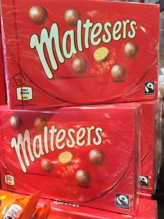 Maltesers Chocolate, Big Chocolate, British Candy, Old Fashioned Sweets, Snack Recipes, Snacks, Deserts, Foods, Drinks