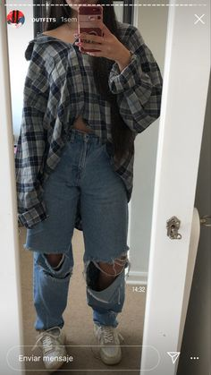 Swaggy Outfits, Baddie Outfits Casual, Cute Comfy Outfits, Stylish Outfits, Cool Outfits, Teen Fashion Outfits, Retro Outfits, Bild Girls, Mode Hipster