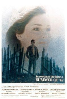 """ Un été 42 "" de Robert Mulligan (1971)"
