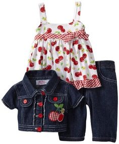 Young Hearts Baby-Girls Infant Cherry Jacket Set, Red, 12 Months Young Hearts,http://www.amazon.com/dp/B005IMXS0Y/ref=cm_sw_r_pi_dp_NuRnrb069SVF8Q93