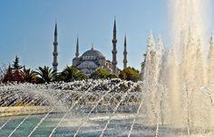 https://flic.kr/p/mJ3i9t | Blue Mosque, Istanbul