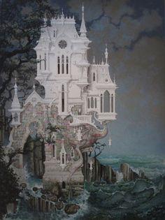 #storybook #castle #fantasy