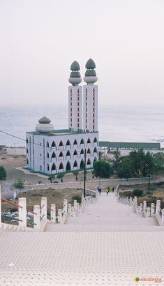Mosque de Oukama, Dakar, Senegal