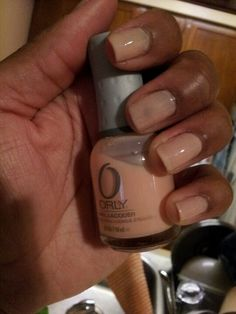 Orly First Kiss love this color :)