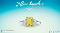 Yellow Sapphire gemstone can be worn by any person with any zodiac sign. Individuals wearing this gemstone helps them to bring financial growth and also help them to recover from various health issues. Sapphire Gemstone, Best Relationship, Zodiac Signs, The Incredibles, India, Engagement Rings, Gemstones, Yellow, Health