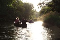 Canoe on River Dart, Stoke Gabriel (nr Totnes, 35mins)
