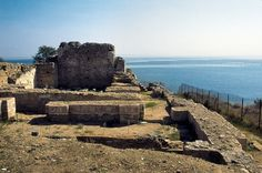 The Mid-byzantine temple of Pydna - Pieria Regional Unit - Greece