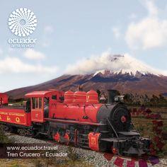 El #TrenCrucero de Ecuador ha ganado el premio como el mejor producto turístico fuera de Europa, un recorrido de lujo desde la ciudad de Quito a Durán que dura 4 días y 3 noches. www.ecuador.travel www.trenecuador.com