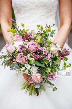Mosborough Hall Wedding Flowers. Image by Photogenick