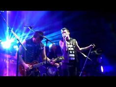 Lips Of An Angel LIVE Hinder 3-17-15