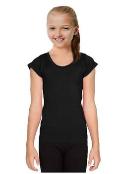 Cap Sleeve Shirt Sugarlips Seamless Kids Girls Youth Onesize (black) Sugar Lips http://www.amazon.com/dp/B00IIRQLQE/ref=cm_sw_r_pi_dp_DvC2wb0WRN1JQ