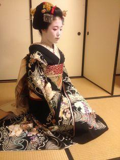 Maiko@GionHigashi, Kyoto Kyoto Traveler's Inn