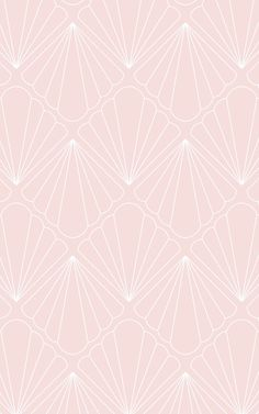 Create a sweet and elegant space that's bursting with stylish colour, with this Pink Seashell Pattern Mermaid Theme Repeat Pattern Wallpaper. With a soft, dusty pink backdrop and delicate illustrations of seashells in white, this design offers a cute new theme without being too overpowering. This versatile design would be a fresh choice for feminine bathroom decor that's bright and cheerful, and would add a sense of luxury when paired with opulent metal furnishings. White Pattern Wallpaper, White Wallpaper, Geometric Wallpaper Murals, Colorful Wallpaper, Seaside Wallpaper, Feminine Bathroom, Pink Backdrop, Mini Office, Pink Home Decor