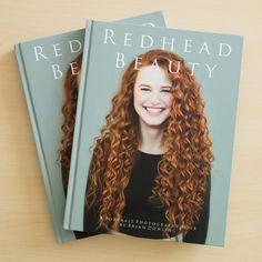 """Redhead Beauty"" Book"