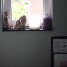 #101slaapkamer #101woonideeen #bedroom #window #interior #green #earlydew