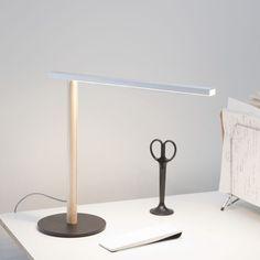 Rich Brilliant Willing, Channel task lamp Table Lamps For Bedroom, Bedroom Lighting, Luxury Furniture, Modern Furniture, Lamp Inspiration, Task Lamps, Light Table, Lamp Design, Floor Lamp
