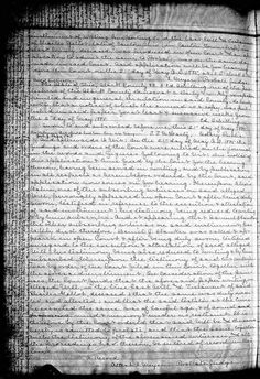 This is page 2 of 2 for Charles Gillot's WILL (Canton, Ohio). Charles was discovered to be our half-uncle, child of Elizabeth (Gist) Mathie.