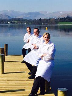chef Mark Teasdale - Twitter Search Head Chef - Sharrow Bay Hotel, Cumbria