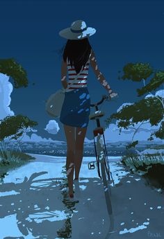 Summer nights on the beach #pascalcampion