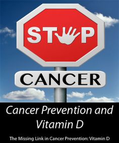 Cancer Prevention and Vitamin D