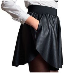 Hip Up Pants Female All Black Shorts Goth Witch Occult Ouija Dark Fashion