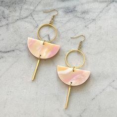 CURA Jewellery (@cura_jewellery) • I'm just in love with these Eclipse Earrings in Sorbet 💕 what do you think?#sorbet #goodenoughtoeat #tropicalparadise #yummycolours #summer #sorbetcolorpalette #delicious #curajewellery #earparty