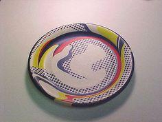 Roy Lichtenstein | Paper plate | The Met