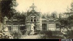 Tashkent: Palace of Grand Duke Nikolai Konstantinovich _BM