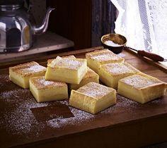Vanillepudding-Kuchen Rezept   LECKER