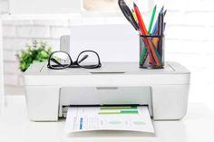 Tipos de impressoras: Wi-Fi ou Bluetooth. Veja mais em efacil.com.br/simplifica