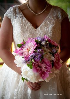 June 29th, 2019 wedding - $300 bouquet - Pittsburg, NH  white peonies, pink peonies, lavender stock, lavender lisianthus, mint foliage and scented geranium foliage Scented Geranium, Wedding Bouquets, Wedding Dresses, Peonies Bouquet, White Peonies, Real Flowers, Geraniums, Special Events, Lavender