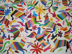 arte otomi - Buscar con Google