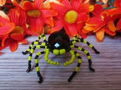beads spider beading ideas beads online unusual birthday gifts interesting gifts bead animals beaded animals amazing gifts beads figurine