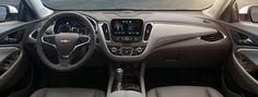 2016 Chevy Malibu Interior | Markquart Motors Eau Claire
